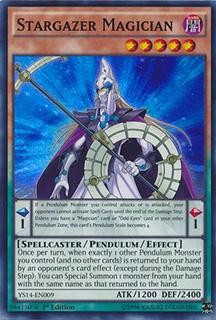 carte mostro pendulum yugioh