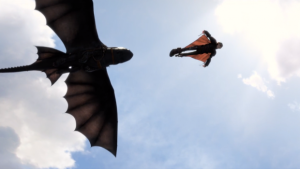 dragon trainer film 2 ambientazione