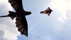dragon trainer film 2 ambientazione