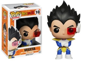 funko pop vinyl vegeta dragon ball z
