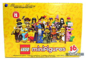 lego minifigures serie 12