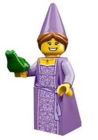 lego minifigures serie 12 Principessa delle Fiabe