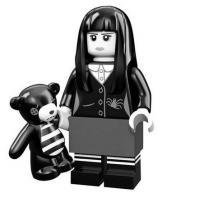 lego minifigures serie 12 Ragazza Spettrale