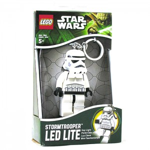 LEGO Star Wars LED light portachiavi