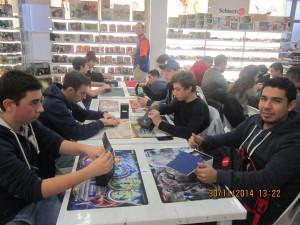 Torneo Yu gi oh WCQ 2014 milano 03