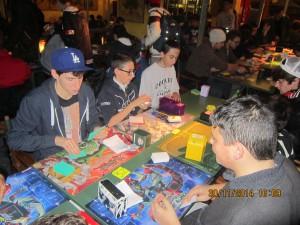 Torneo Yu gi oh WCQ 2014 milano 11