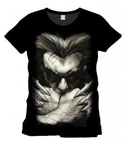 maglietta marvel wolverine