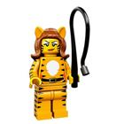 minifigure rare serie 14 - donna tigre