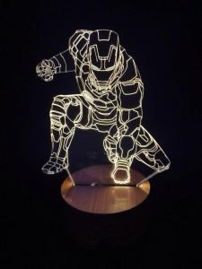 lampada decorativa da tavolo