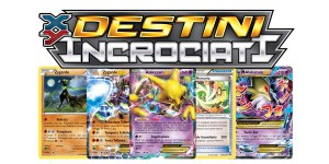 carte singole pokemon xy destini incrociati