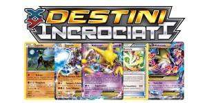 carte singole pokemon xy destini incrociati