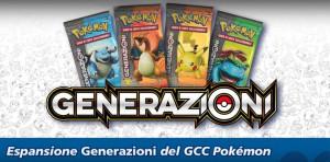 carte singole pokemon generazioni