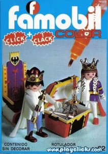 Cavalieri Playmobil Famobil