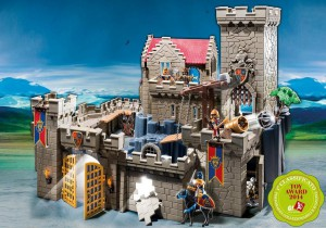 Playmobil Knights Castello Reale dei Cavalieri del Leone