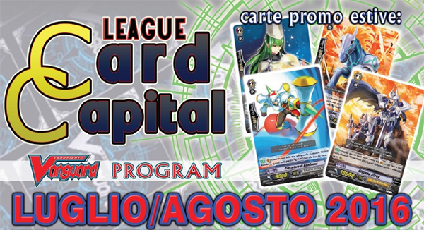 Torneo CF-Vanguard! Card Capital League 2