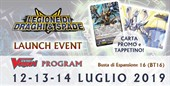 Launch Event - LEGIONE DI DRAGHI & SPADE
