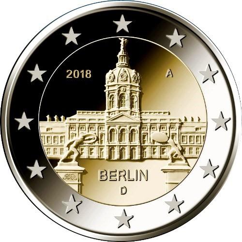 e543f9aff4 2 Euro Commemorativi 2018! 4 nuove monete da collezionare
