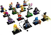 Disponibile la serie Lego Minifigures DC Super Heroes!