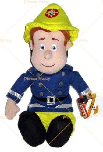 Sam Il Pompiere Sam Peluche Misura 4