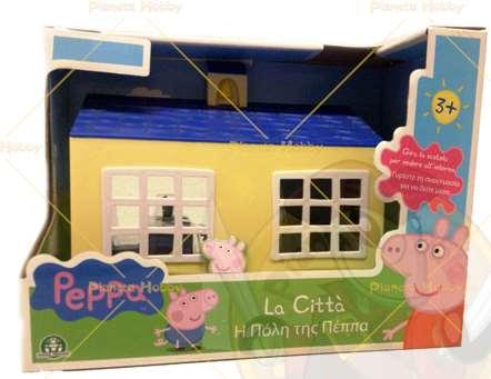 Peppa Pig La Scuola Con Madame Gazelle