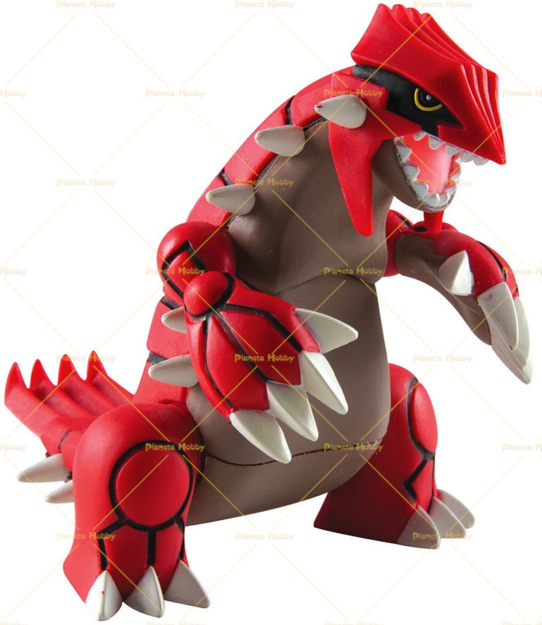 Pokemon Pack Leggendario Groudon