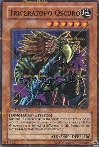 Triceratopo Oscuro