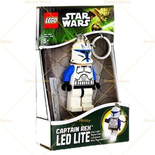 Portachiavi Lego Clone Captain Rex