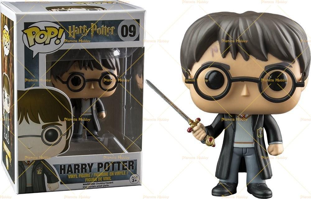 Calendario Dellavvento Harry Potter Funko.Funko Pop Vinyl Harry Potter Spada Grifondoro