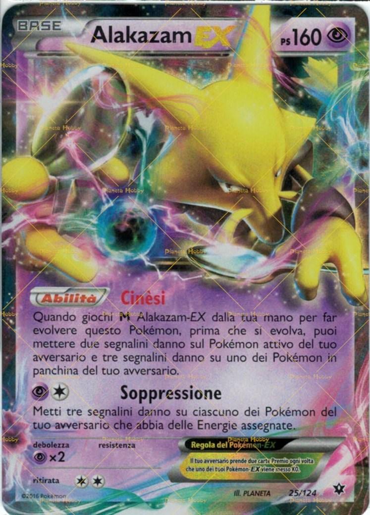 Alakazam ex - Carte pokemone ex ...