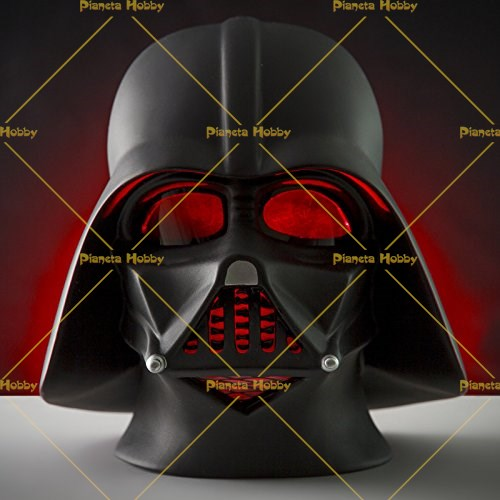 Lampada LED 3D da tavolo Star Wars Darth Vader