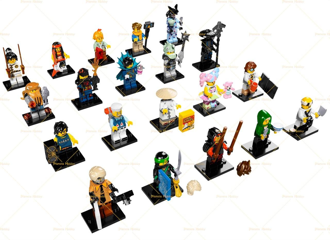 Serie Completa Lego Ninjago Movie