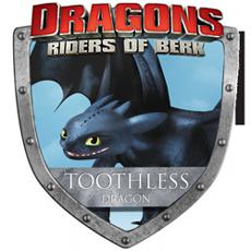 immagine di sdentato il drago di dragons trainer giocattolo interattivo modelli ed action figures