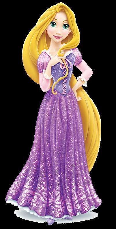 rapunzel disney bambole e miniature con i capelli biondi