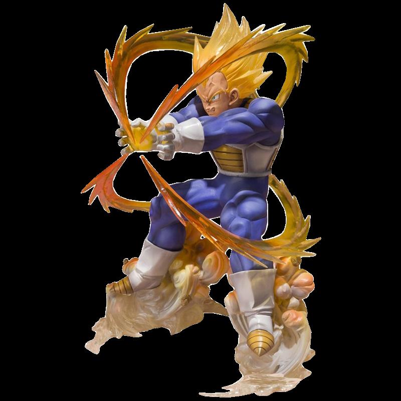 una action figure di dragon ball
