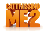 logo della serie di cattivissimo me 2