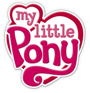 un peluche di my little pony