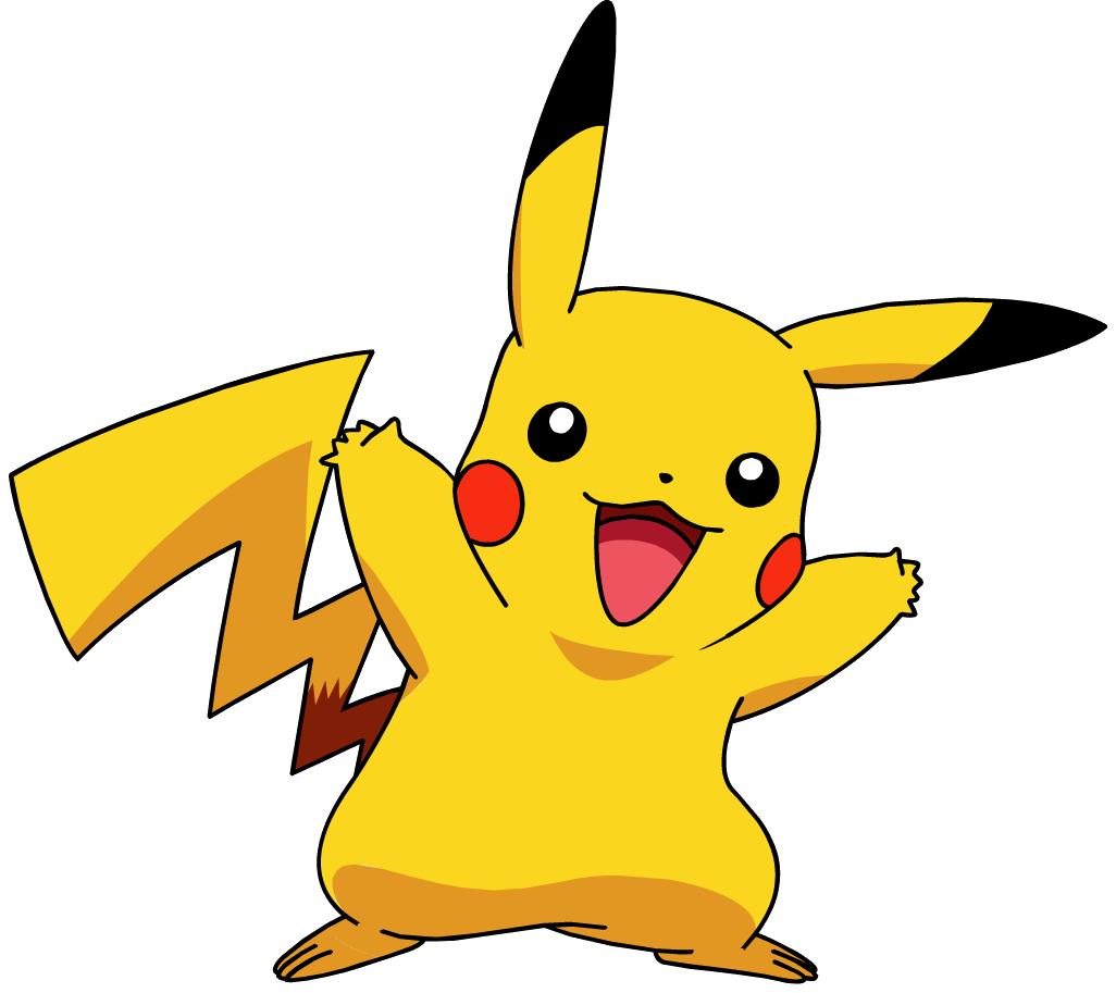 un peluche pokemon di pikachu