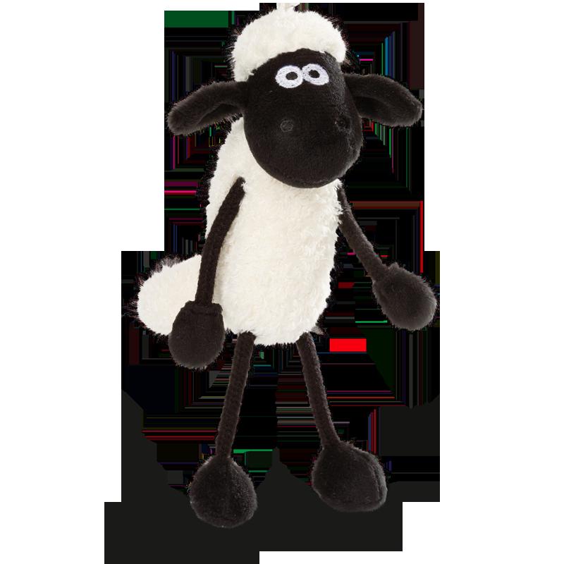 la pecora shaun del cartone shaun the sheep miniature